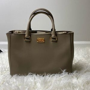 Michael Kors handbag and wallet